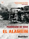 Pendulum of War (eBook): Three Battles at El Alamein