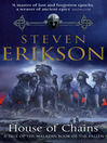 House of Chains (eBook): Malazan Book of the Fallen Series, Book 4