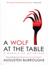 A Wolf at the Table (eBook)