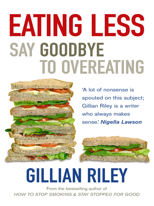 Eating Less (eBook): Say Goodbye to Overeating