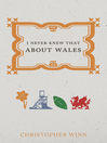 I Never Knew That About Wales (eBook)