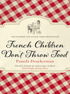 French Children Don't Throw Food (eBook)