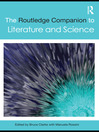 The Routledge Companion to Literature and Science (eBook)