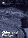 Cities and Design (eBook)