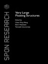 Very Large Floating Structures eBook