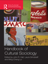 Handbook of Cultural Sociology (eBook)