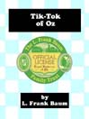 Tik-Tok of Oz (eBook): Oz Series, Book 8
