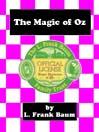 The Magic of Oz (eBook): Oz Series, Book 13