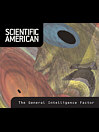 Scientific American: The General Intelligence Factor (eBook)