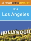 Rough Guides Snapshot USA (eBook): Los Angeles