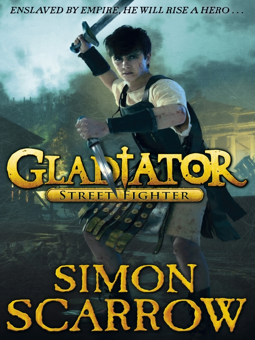 Street Fighter (eBook): Gladiator Series, Book 2
