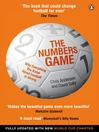 The Numbers Game (eBook): Why Everything You Know About Football is Wrong