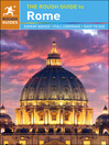 The Rough Guide to Rome (eBook)
