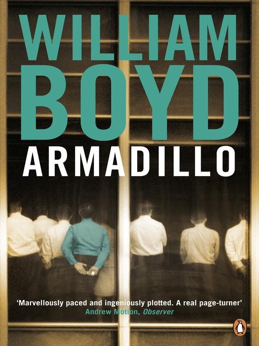 Armadillo (eBook)