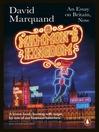 Mammon's Kingdom (eBook): An Essay on Britain, Now