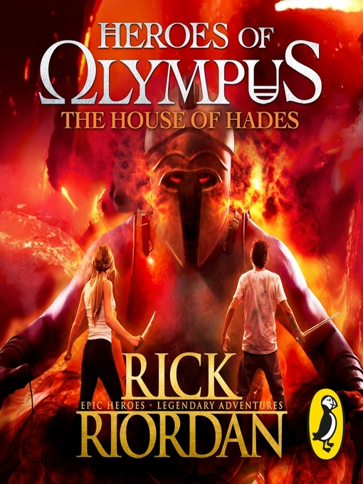 The House of Hades (MP3): The Heroes of Olympus Series, Book 4