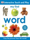 My First Word