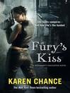Fury's Kiss (eBook): Dorina Basarab, Dhampir Series, Book 3
