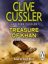 Treasure of Khan (MP3): Dirk Pitt Series, Book 19