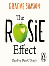 The Rosie Effect (MP3): Don Tillman Series, Book 2