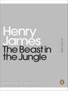 The Beast in the Jungle (eBook)