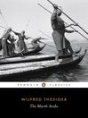 The Marsh Arabs (eBook)