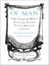 Of Man (eBook)