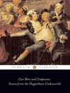 Con Men and Cutpurses (eBook): Scenes from the Hogarthian Underworld