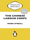 The Chinese Labour Corps (eBook)