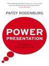 Power Presentation (eBook): Formal Speech in an Informal World