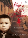 Mao's Last Dancer (eBook)