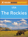 Rough Guides Snapshot USA (eBook): The Rockies