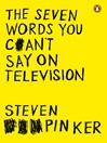 The Seven Words You Can't Say on Television (eBook)