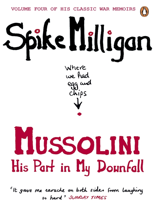 Mussolini (eBook): His Part in My Downfall