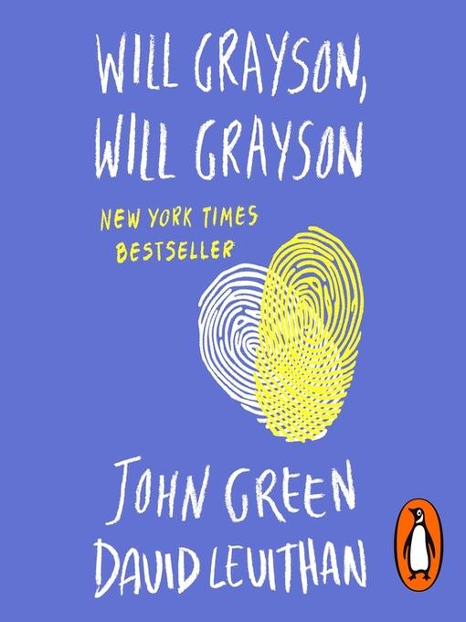 Will Grayson, Will Grayson (MP3)