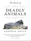 The Book of Deadly Animals (eBook)
