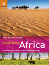 The Rough Guide to First-Time Africa (eBook)