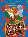 Red Pizzas for a Blue Count (MP3): Geronimo Stilton Series, Book 7