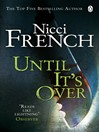 Until it's Over (eBook)