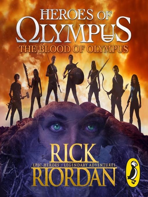 The Blood of Olympus (MP3): Heroes of Olympus Series, Book 5