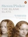 The Blank Slate (eBook): The Modern Denial of Human Nature