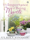 The Importance of Being Myrtle (eBook)