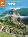 The Rough Guide to Peru (eBook)