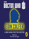 Doctor Who: A Big Hand For The Doctor (MP3): First Doctor: 50th Anniversary