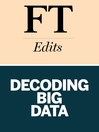 Decoding Big Data (eBook)