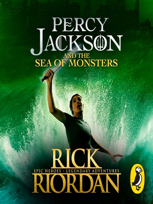 Percy Jackson and the Sea of Monsters (MP3)