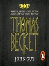 Thomas Becket (MP3): Warrior, Priest, Rebel, VictimA 900-Year-Old Story Retold