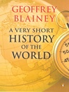 A Very Short History of the World (eBook)