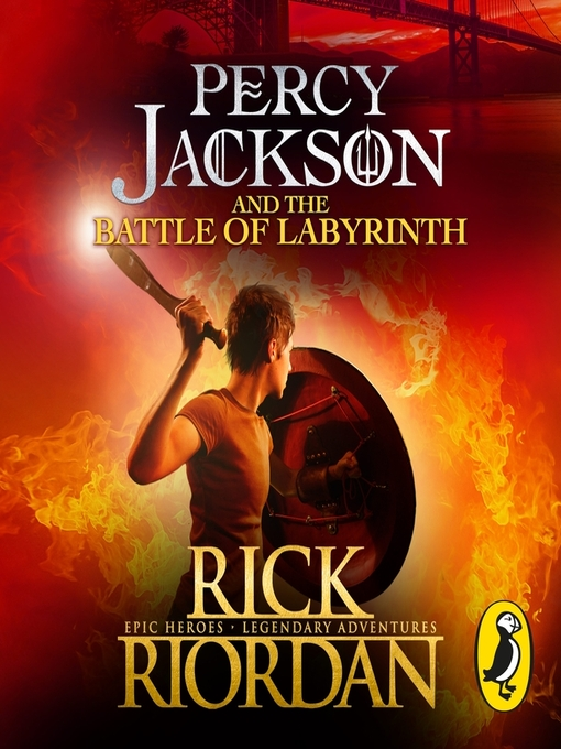 Percy Jackson and the Battle of the Labyrinth (MP3): Percy Jackson and the Olympians Series, Book 4