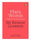 Plain Words (eBook)